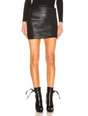 Drape Tube Skirt
