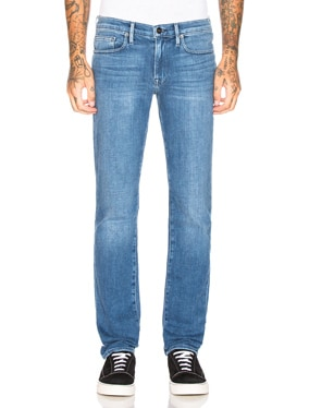 L'Homme Slim Fit Jeans