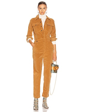 Caitlin Cord Coverall