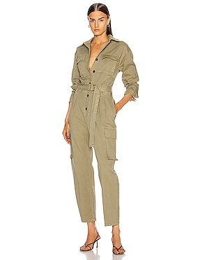 Safari Boiler Jumpsuit