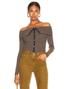 Fold Up Cardigan Top
