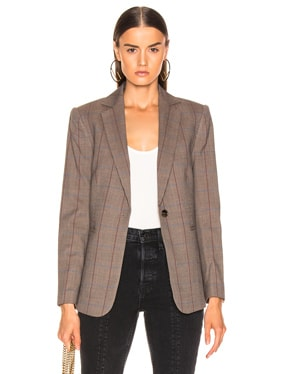 Classic Single Blazer