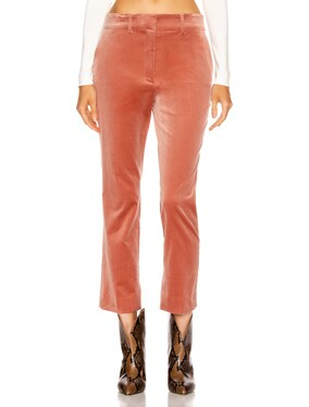 Cropped Perfect Trouser
