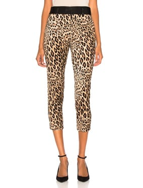 Cheetah Tux Pant
