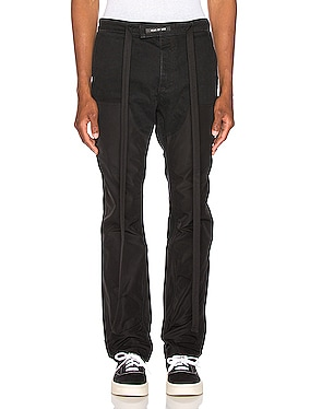 Nylon Double Front Work Pant