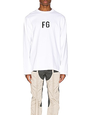 Long Sleeve FG Tee