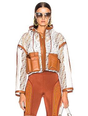 FF Glass Crop Jacket