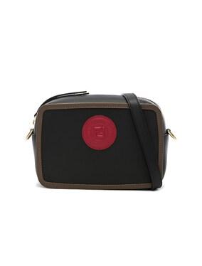 Mini Logo Emblem Camera Case