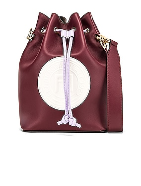 Mon Tresor Colorblock Crossbody Bag