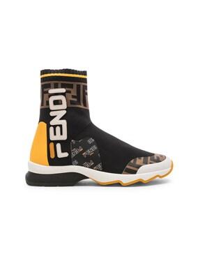 x FILA Sock Sneakers