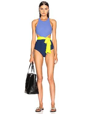Lynn With Sash Swimsuit