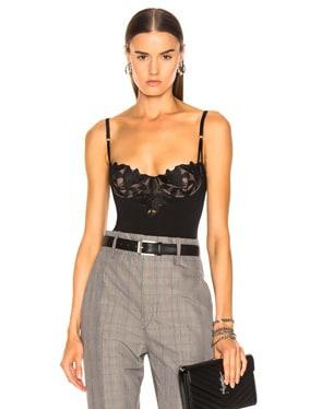 Lily Lace Balconette Bodysuit