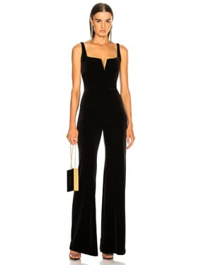 Velvet Eclipse Jumpsuit
