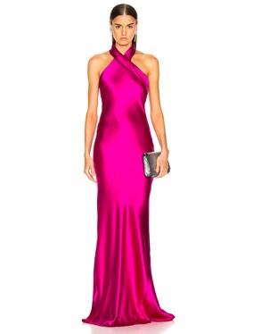 Silk Pandora Dress