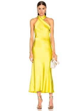 Cropped Pandora Dress