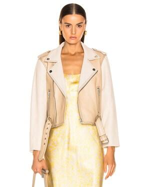 Angela Leather Jacket