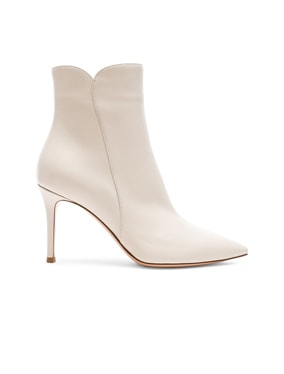 Nappa Leather Levy Ankle Boots
