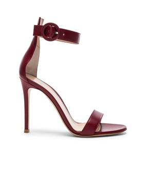 for FWRD Leather Portofino Heels