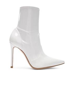Vinyl Imogen Ankle Boots