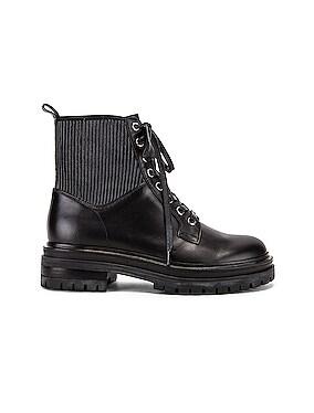 Martis Lace Ankle Boots
