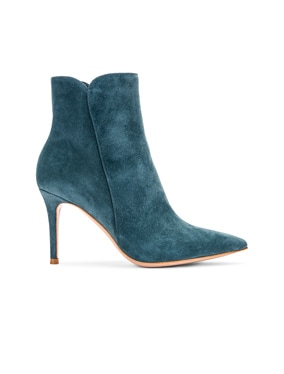 Camoscio Ankle Booties