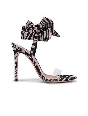 Scarf Tie Heels