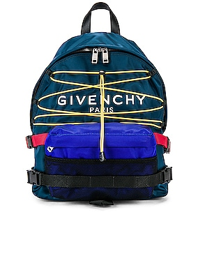 Hiking Logo Backpack