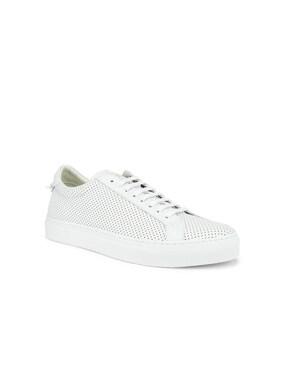 Perforated Street Sneaker