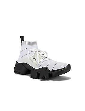 Mid Jaw Sock Sneaker