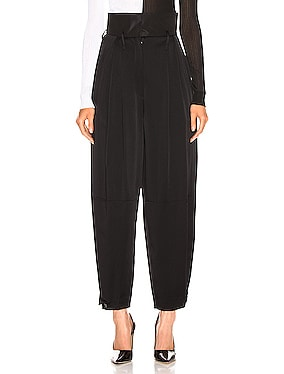 High Waist Large Fit Pant