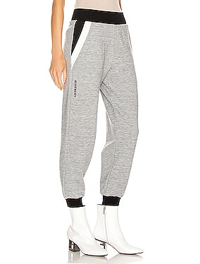 Cropped Jogger Pant