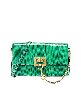 Small Charm Shoulder Bag