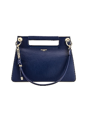 Contrast Medium Whip Bag