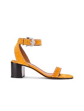 Elegant Stud Sandals