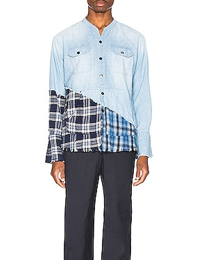 Plaid Studio Shirt