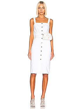 Petra Slim Midi Dress