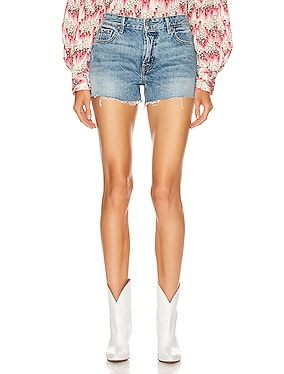 Helena High Rise Cut Off Short