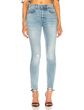 Karolina High-Rise Crop Jean