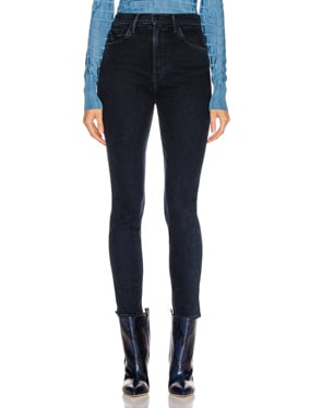 Kendall Super High Rise Skinny