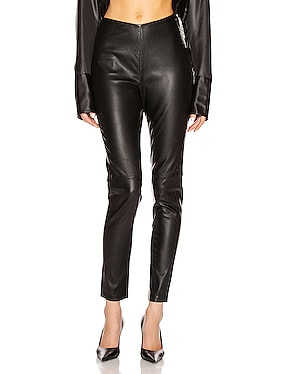 Maci Leather Legging