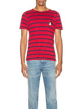 x Disney Linen T-Shirt
