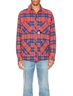x Disney Cotton Shirt Shirt