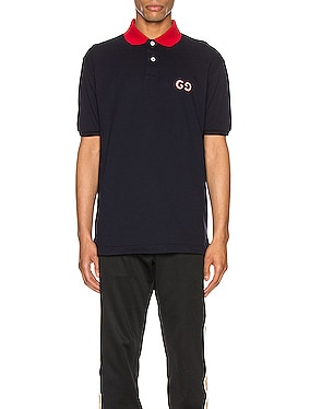 GG Embroidery Polo