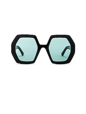 Runway Geometric Sunglasses