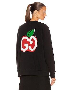 Apples Long Sleeve Sweater