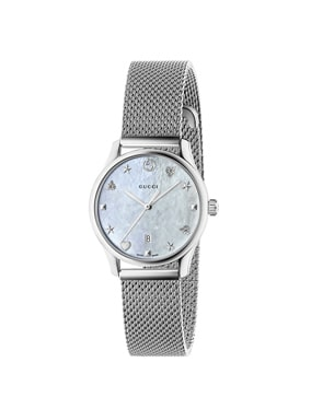 29MM G-Timeless Mesh Band Watch