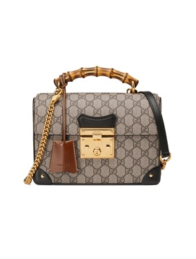 Padlock GG Shoulder Bag