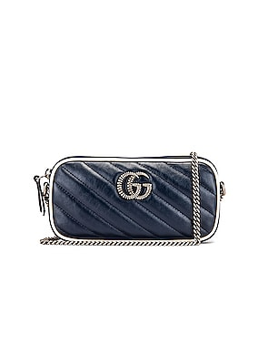 GG Marmont Torchon Chain Shoulder Bag