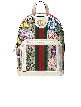 Supreme GG Flora Backpack