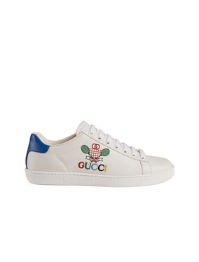 New Ace Tennis Sneakers